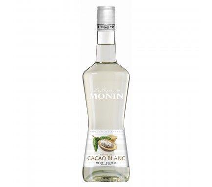 Liquor Monin Cacau Branco 70 Cl