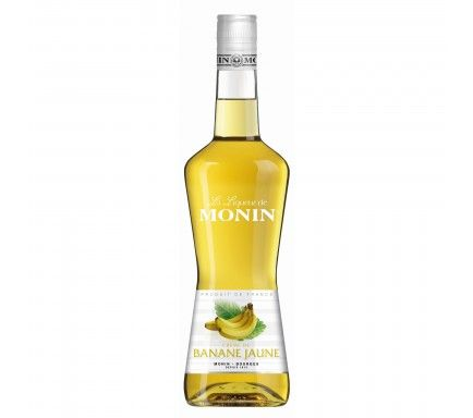 Liquor Monin Banane 70 Cl