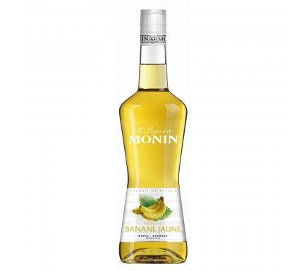 Liquor Monin Banane 70 Cl
