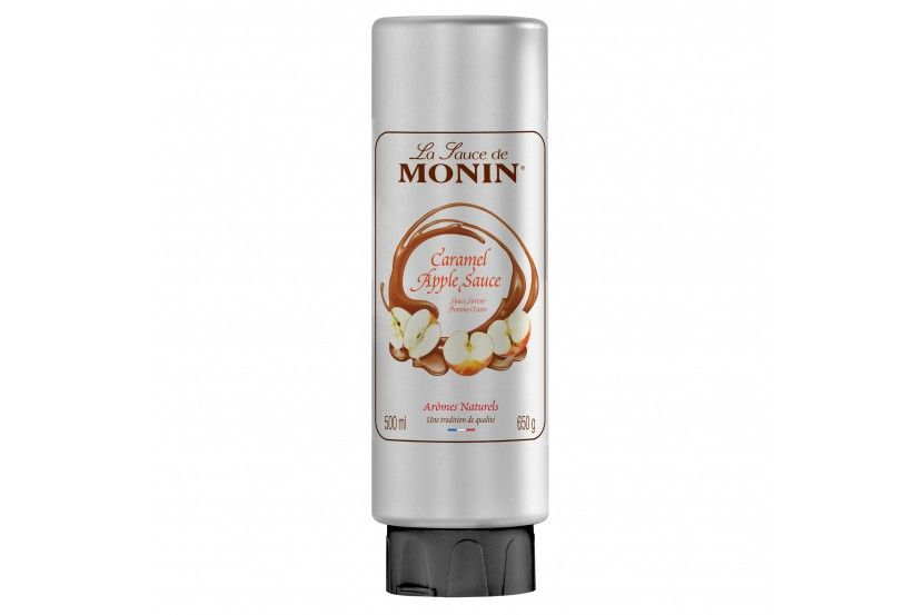 Monin Sauce Caramel Apple 50 Cl