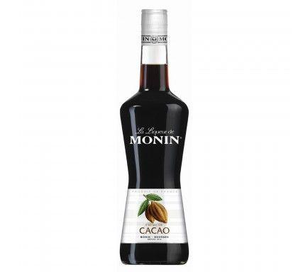 Liquor Monin Cacau Escuro 70 Cl