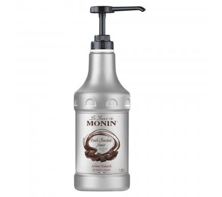 Monin Sauce Dark Chocolate 1.89 L