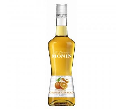 Liquor Monin Orange Curaçao 70 Cl
