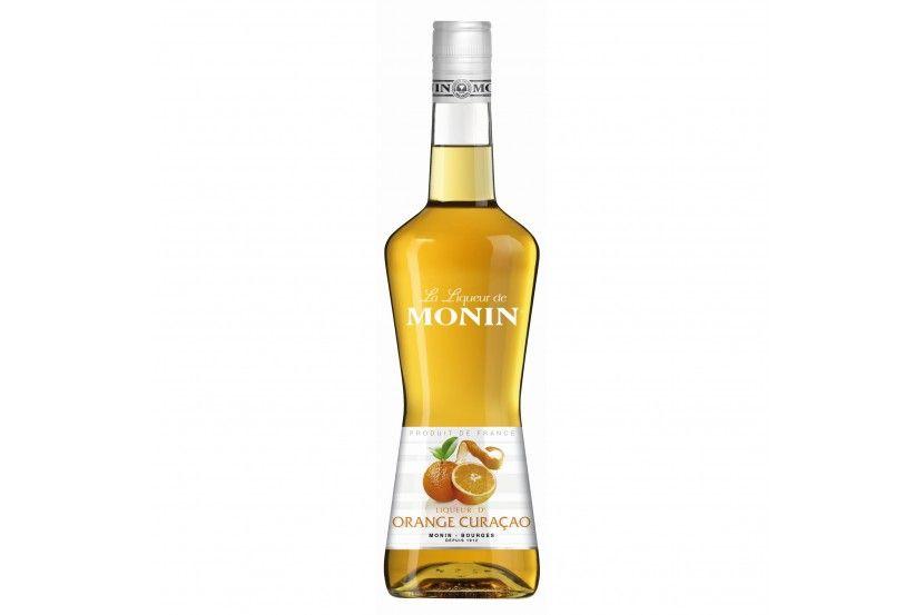 Licor Monin Orange Curaçao 70 Cl