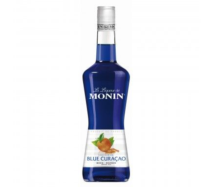 Liquor Monin Blue Curaçao 70 Cl
