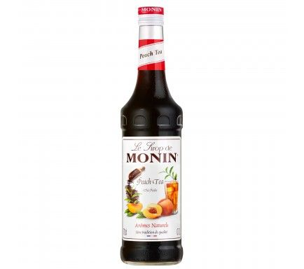 Monin Concentrado Peach Tea 70 Cl