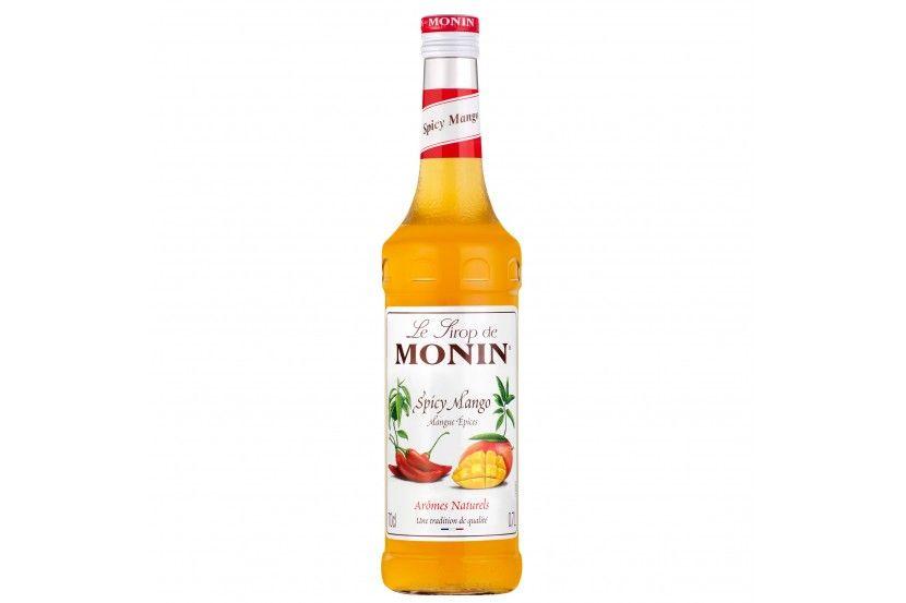 Monin Sirop Mango Spicy 70 Cl