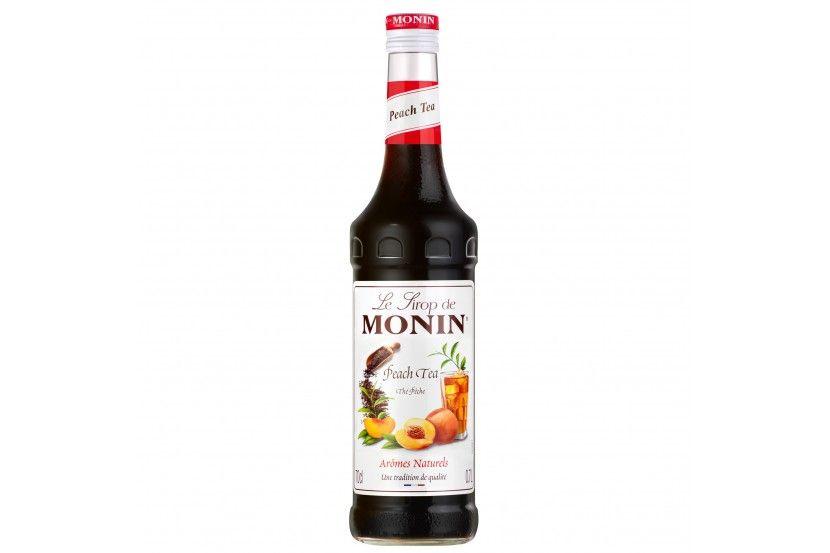 Monin Concentrado Peach Tea 70 Cl