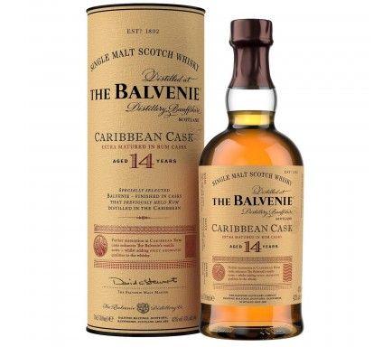 Whisky Malt Balvenie 14 Anos 70 Cl