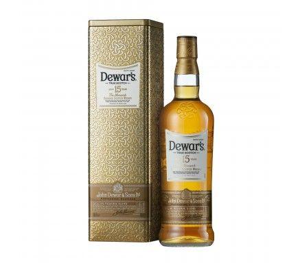Whisky Dewar's 15 Anos 70 Cl
