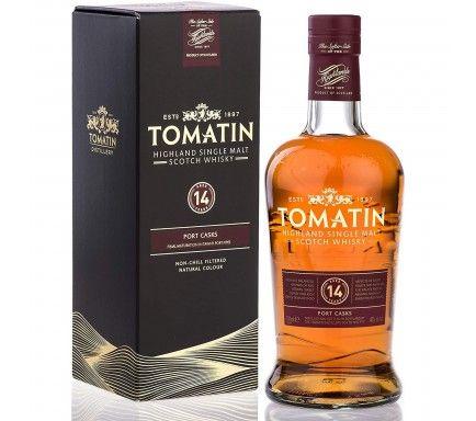 Whisky Malt Tomatin 14 Anos 70 Cl
