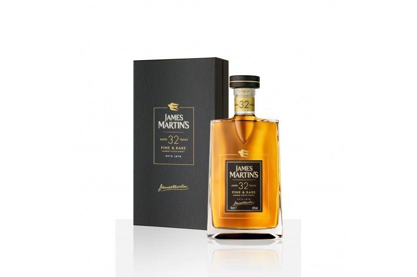 Whisky James Martin 32 Anos 70 Cl
