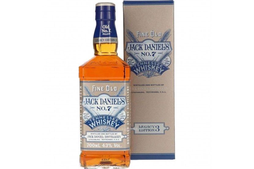 Whisky Jack Daniel's Legacy 70 Cl