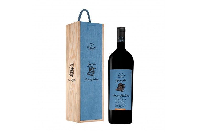 Vinho Tinto Grande Trinca Bolotas 1.5 L