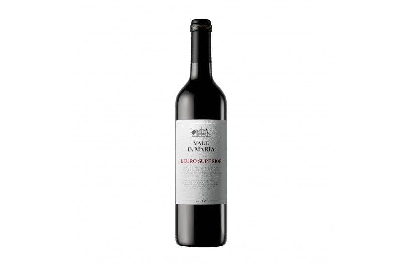 Red Wine Douro Qta. Vale D. Maria Superior 75 Cl    ##