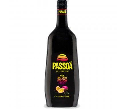 Liquor Passoã 1 Lt