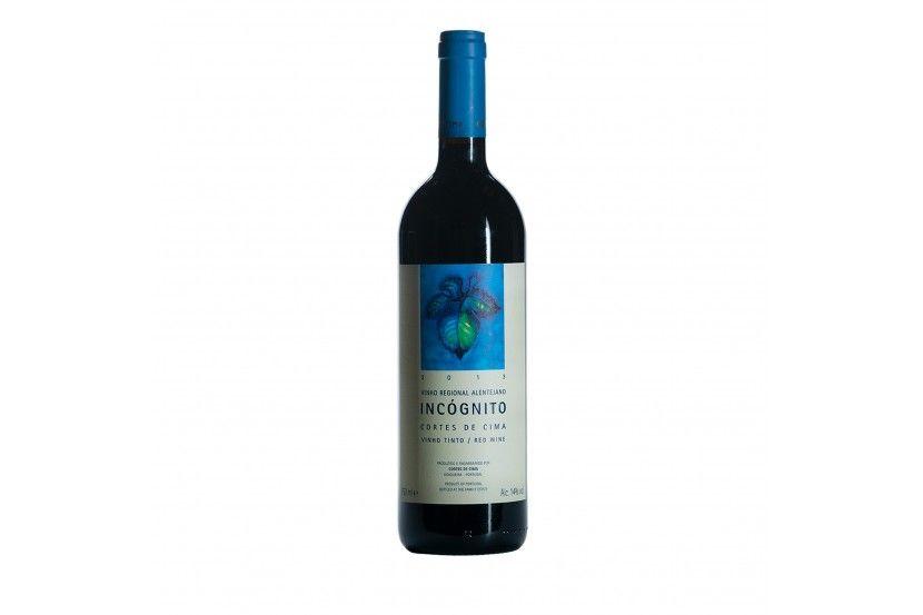 Vinho Tinto Cortes de Cima Incognito 2013 75 Cl