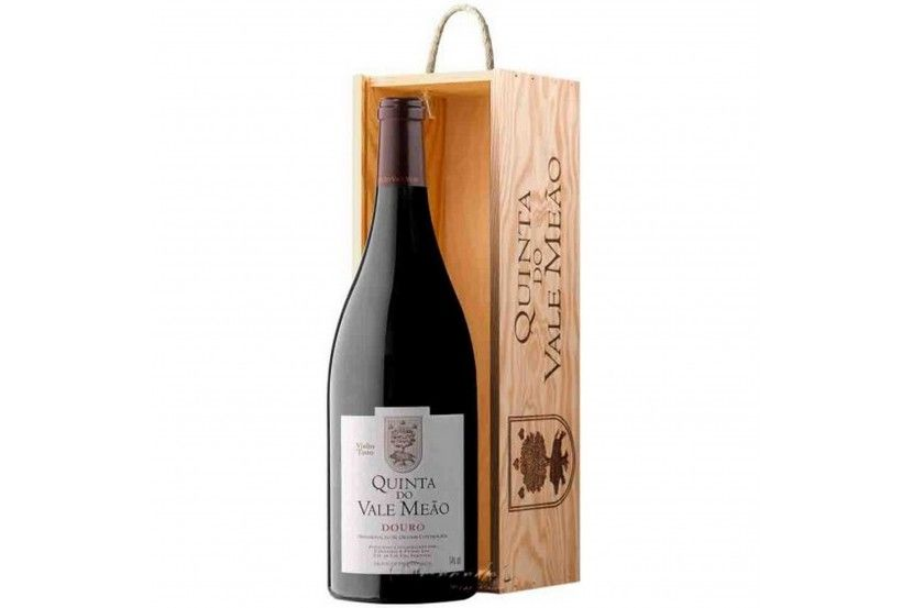Red Wine Douro Quinta Vale Meão 2014 1.5 L