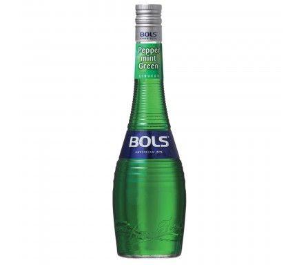 Licor Bols Creme Menthe Verde 70 Cl
