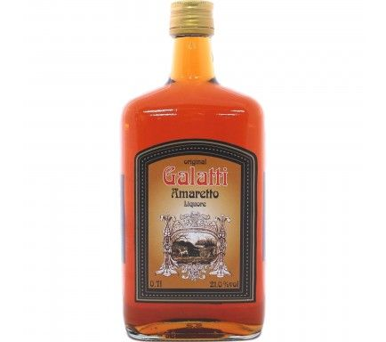 Licor Amaretto Galati 70 Cl