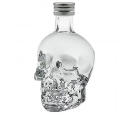 Vodka Crystal Head 5 Cl