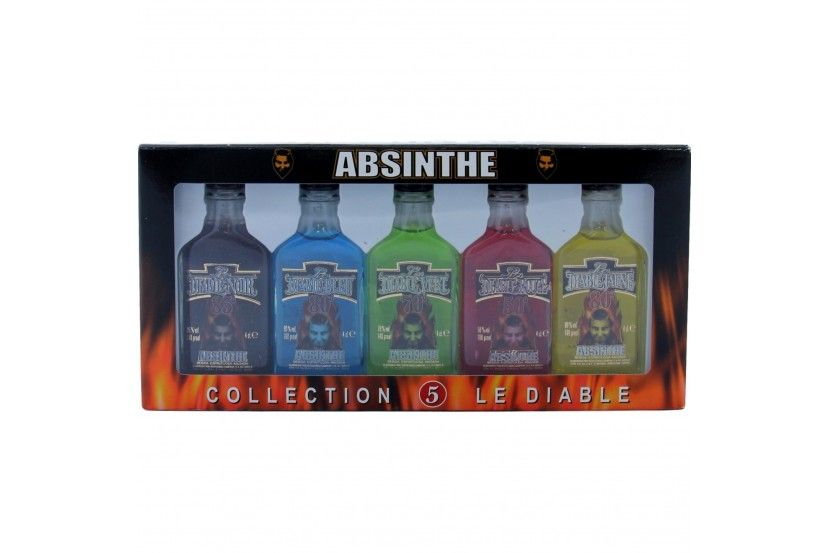 Pack 5X Absinthe 4Cl