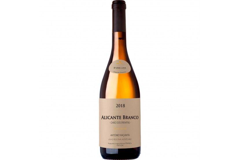 Vinho Branco Chao Eremitas Alicante 2018 75 Cl