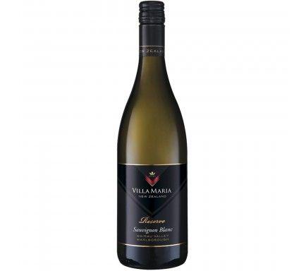White Wine Villa Maria Reserve Wairau Sauvignon 2018 75 Cl