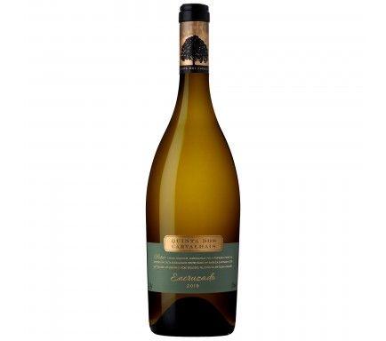 Vinho Branco Dão Quinta Carvalhais Encruzado 2019 75 Cl