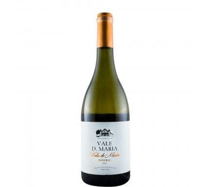 Vinho Branco Douro Qta. Vale D. Maria Vinha Martim 2017 75 Cl