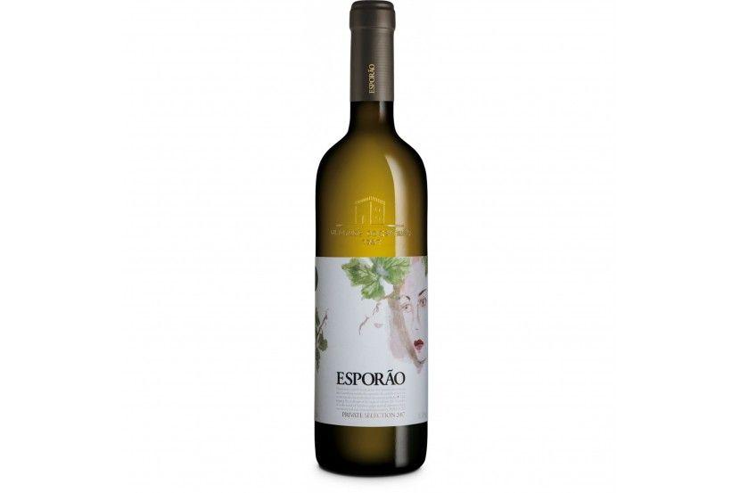 Vinho Branco Esporão Private Selection 2017 75 Cl
