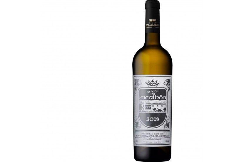 Vinho Branco Quinta Da Bacalhoa 2018 75 Cl