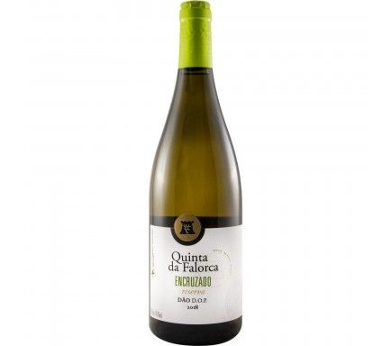 Vinho Branco Dão Quinta Falorca Reserva 2018 75 Cl