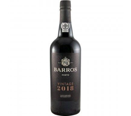 Porto Barros 2018 Vintage 75 Cl