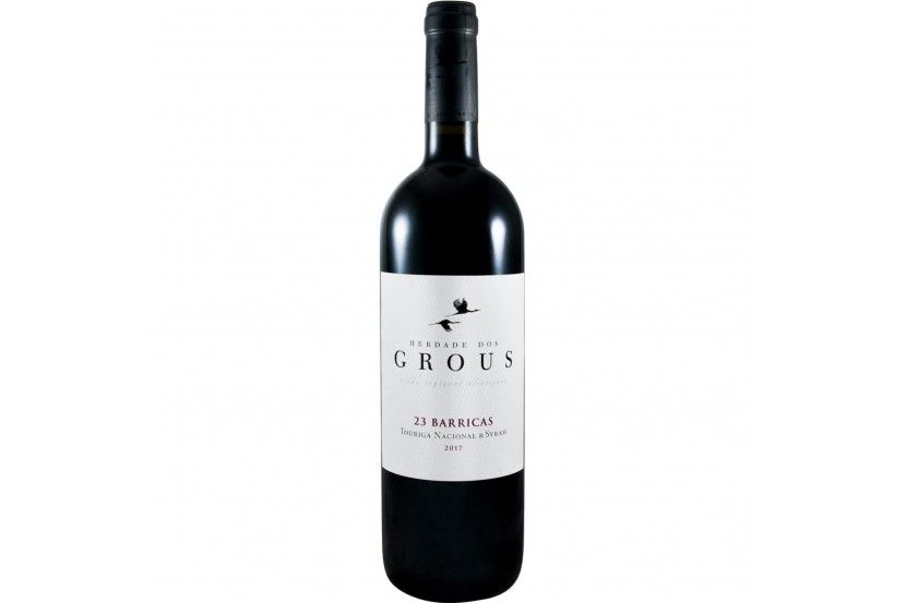 Red Wine Herdade Grous 23 Barricas 2017 75 Cl