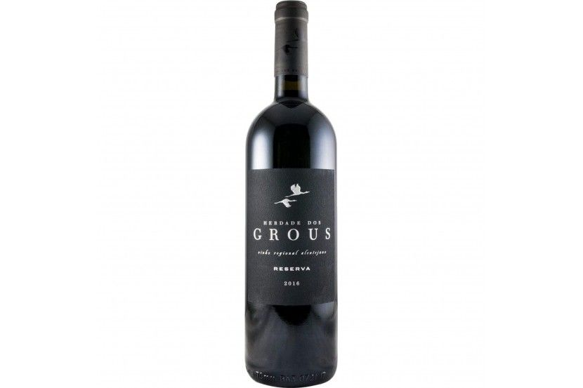 Vinho Tinto Herdade Grous Reserva 75 Cl