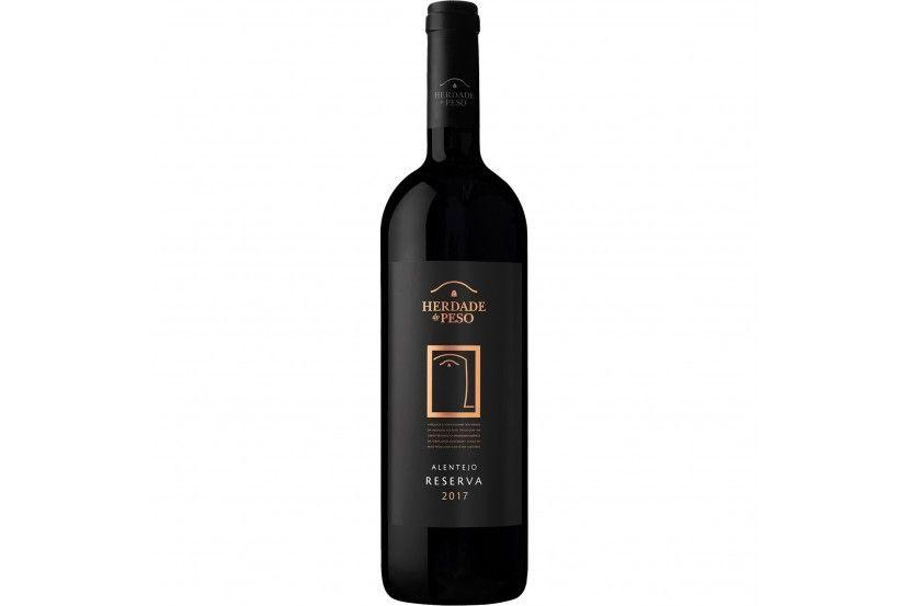 Red Wine Herdade Do Peso Reserve 2017 75 Cl