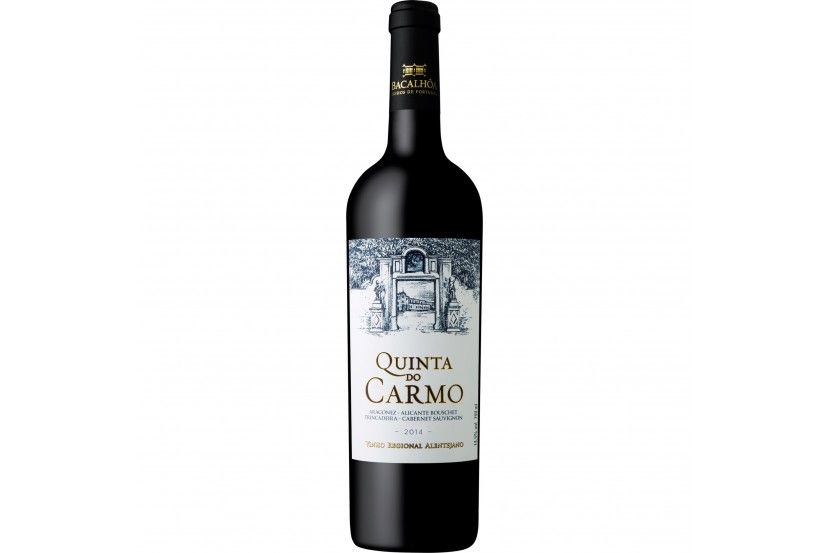 Red Wine Quinta Do Carmo 2014 75 Cl