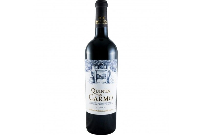 Red Wine Quinta Do Carmo 2015 75 Cl