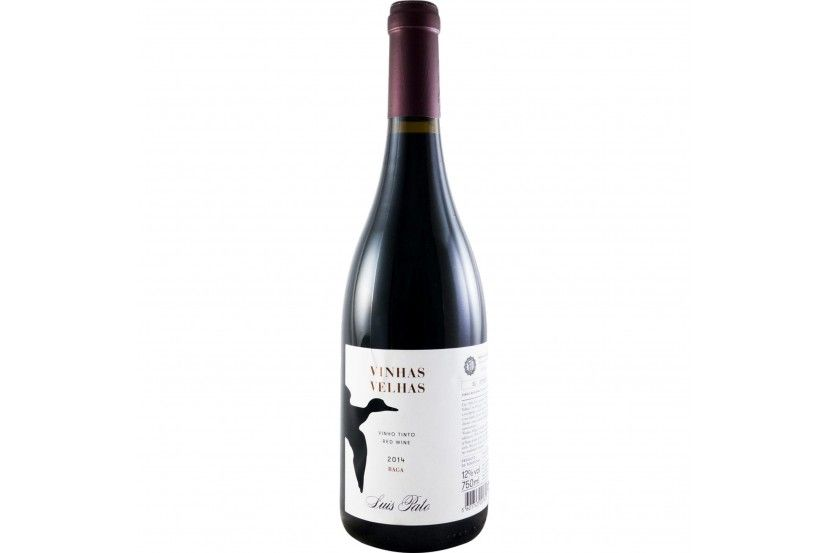 Vinho Tinto Luis Pato Vinhas Velhas 2014 75 Cl
