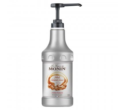 Monin Sauce Caramel Sale 1.89 L