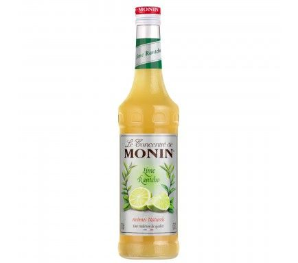 Monin Concentrado Rantcho Lima 70 Cl