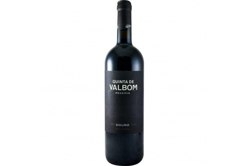 Vinho Tinto Douro Qta. Valbom Reserva 2013 75 Cl