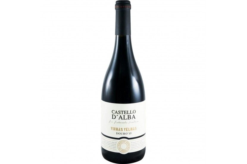 Red Wine Douro Castello D'Alba Vinhas Velhas 2015 75 Cl