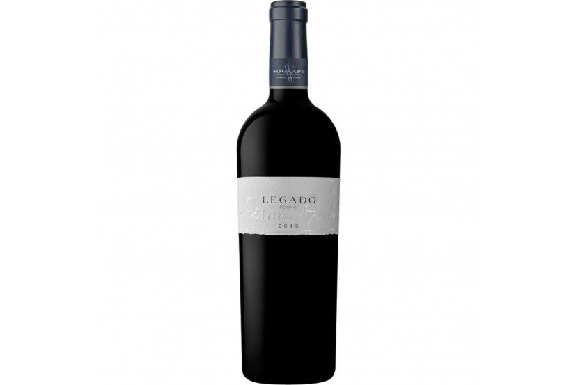 Red Wine Douro Legado 2015 75 Cl