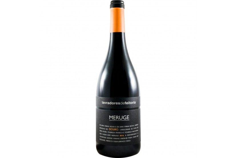 Vinho Tinto Douro Meruge 2016 75 Cl