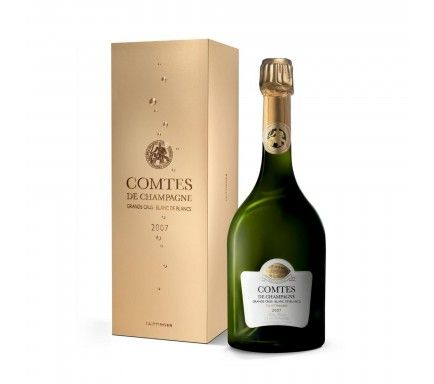 Champagne Taittinger Comtes Blanc De Blancs 2007 75 Cl