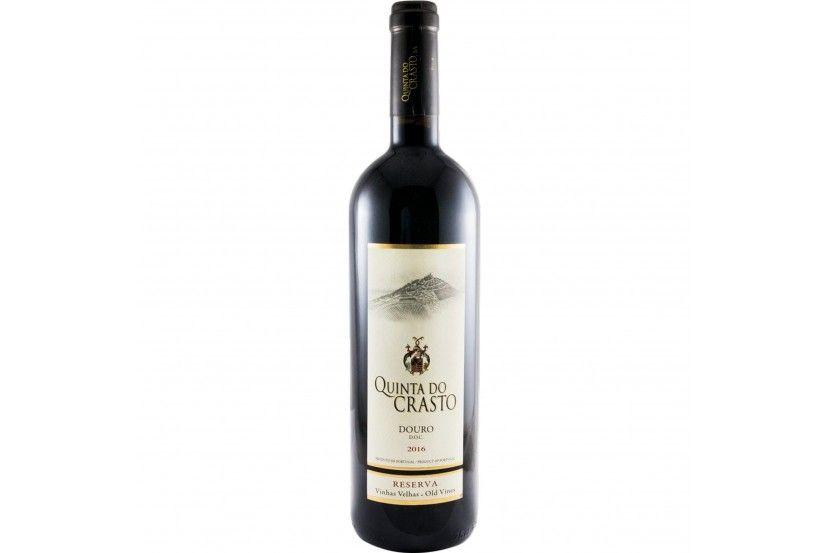 Vinho Tinto Douro Quinta Crasto Reserva Vinhas Velhas 75 Cl