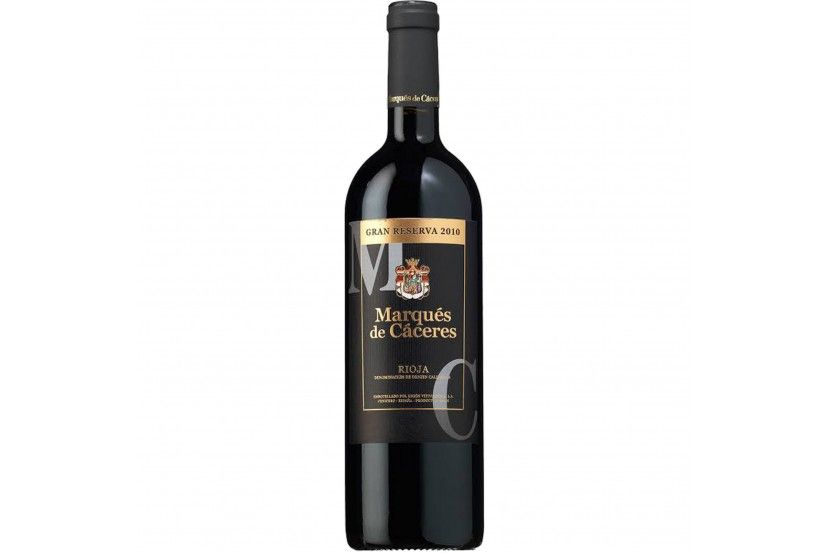 Red Wine Marques De Caceres Gran Reserva 75 Cl