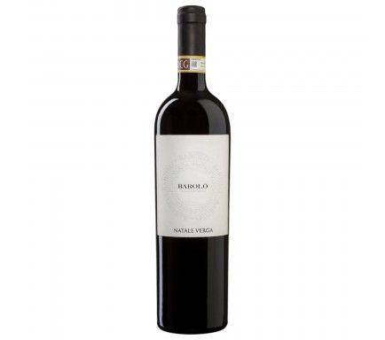 Red Wine Verga Barolo Doc 2013 75 Cl